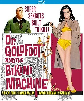 Dr. Goldfoot And The Bikini Machine (2015, REGION A Blu-ray New)