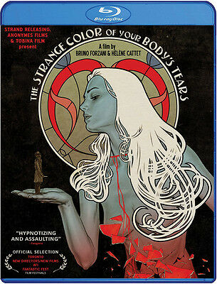 Strange Color Of Your Body's Tears (2014, REGION A Blu-ray New)