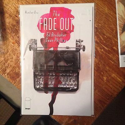 Fade Out (2014 Image) #1 Nm/nm +