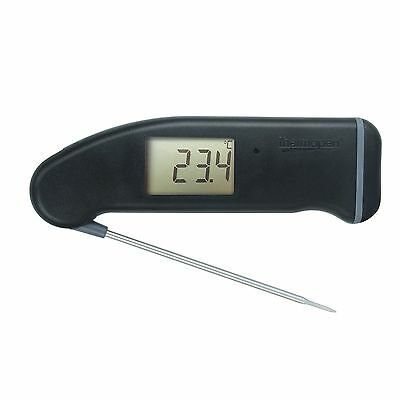 ETI 234-477 Superfast Thermapen 4 Probe Thermometer Black