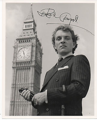 RIK MAYALL 'THE NEW STATESMAN' HAND SIGNED AUTOGRAPHED 8x10 PHOTO