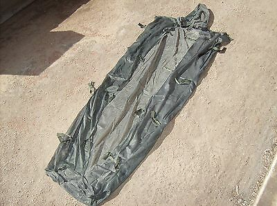 British army surplus insect proof mummy type sleeping bag liner cover accessory