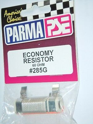 New Parma 60 ohm Economy Slot Car Replacement Resistor