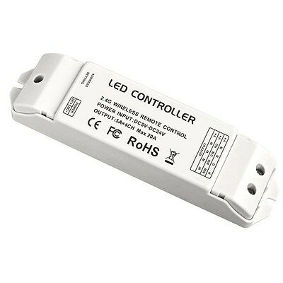 LED Supplies 4CH-5A-CV Receiver Wireless TOUCH series LED lighting controllers
