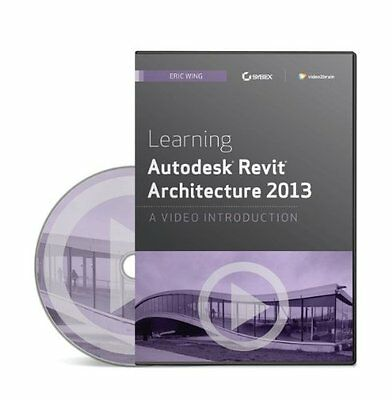 Learning Autodesk Revit Architecture 2013 A Video Introduction Dvdr Anglais