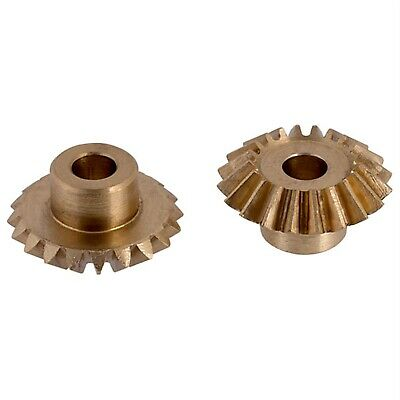 Modelcraft Brass Bevel Gear 20 Tooth Pack 2