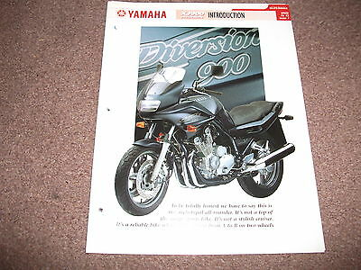 YAMAHA XJ 900 DIVERSION the complete file from essential superbikes