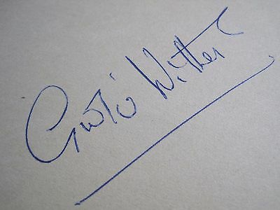 Googie Withers Genuine Hand Signed Autograph