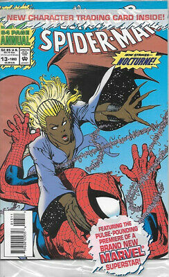 The Spectacular Spider-Man Comic Book Annual #13 Marvel Comics 1993 NEAR MINT