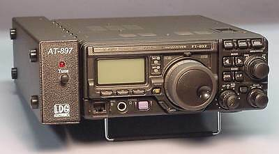 LDG-897 PLUS ACCORDATORE AUTOMATICO HF-50 Mhz