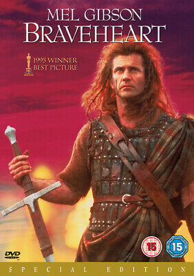 Braveheart DVD (2006) Mel Gibson cert 15 2 discs Expertly Refurbished Product