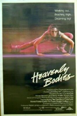 Heavenly Bodies Original 27X41 Poster--ROLLED!!--Cynthia Dale