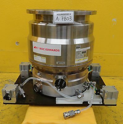 STP-XA2703Y Edwards PT66-0Z-100 Turbo Pump  Used Tested Working