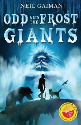 Odd and the frost giants by Neil Gaiman (Paperback)