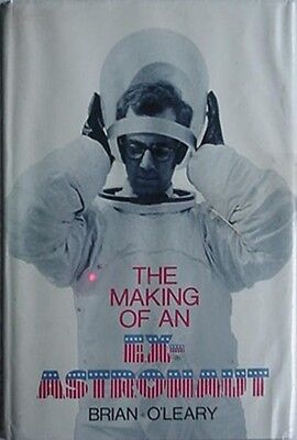 Apollo Program Astronaut Brian O'leary, 1970 Book (The Making Of An Ex-Astronaut