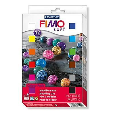 Fimo FMXEF802301 Staedtler Fimo Soft Oven Hardening Modelling Clay
