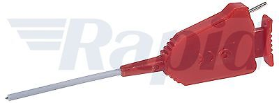 PJP 6606-080R Red Surface Mount Probe Clip
