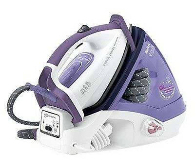 Tefal Express Compact Easy Steam Generator Steam Iron (GV7630)