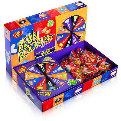 Jelly Belly Bean Boozled Big Partyspiel 357g Beans Bohnen 4th Edition Party VIP