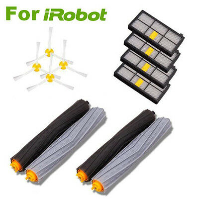 Replacement Parts Kits Set for IRobot Roomba 870 880 980 Vacuum Cleaning Robots