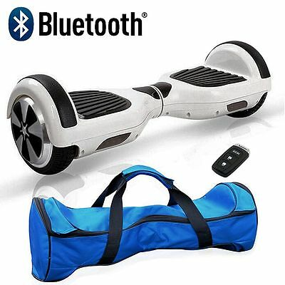 "6.5"" Electric Self Balance Scooter Swegway HoverBoard 2 Wheel Bluetooth IN STOCK"