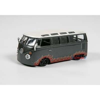 Maisto Volkswagon Samba Van Outlaws - 1:24 Scale Diecast Car - M31022