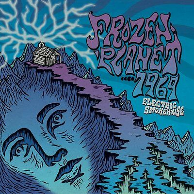 FROZEN PLANET 1969 - Electric Smokehouse - LP (black) Headspin
