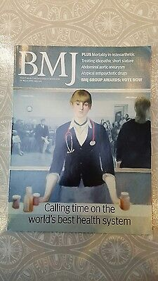 BMJ British Medical Journal 19 March 2011