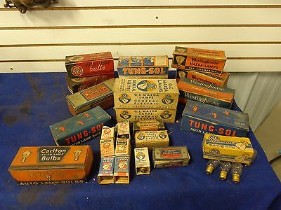 Vintage Auto Lamp Collection, 1930 1940 Whole Lot, All To Go