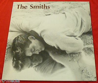 "THE SMITHS -This Charming Man- Rare UK later 12"" w/ Band Name on Front of Sleeve"