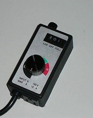 TruePower Variable Dial Router Speed Controller for Duct and Inline Fans