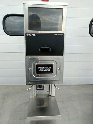 BUNN G9 Single Hopper COMMERCIAL Portion COFFEE GRINDER
