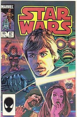 Star Wars #87 FN (1984) Marvel Comics