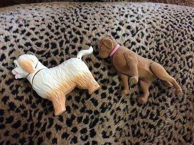 Barbie Dogs Lot Of 2