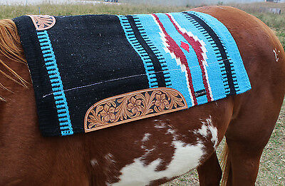Wool Western Show  Trail SADDLE PAD Rodeo blanket  38126