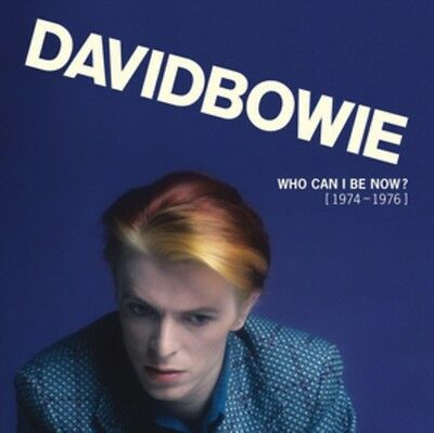 Who Can I Be Now? [1974 - 1976], David Bowie, Vinyl, 0190295989835
