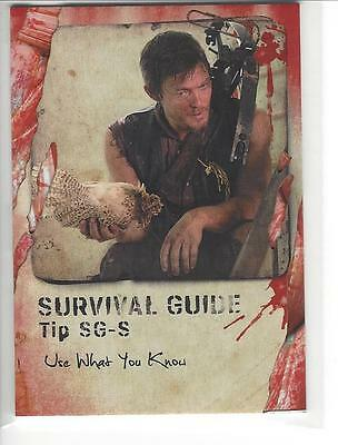 Walking Dead Survival Box Survival Guide Use What You Know