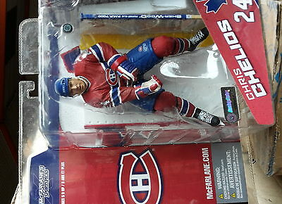 McFarlane NHL 8 CHRIS CHELIOS M. Canadiens NEU + OVP!!!