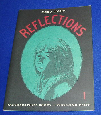 Reflections 1  Marco Corona. Ignatz Collection 1st edn. New. Coconino Press