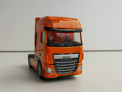 DAF XF Euro 6 SSC Zugmaschine orange 1/87 H0 Herpa 305952 E6 rigid tractor