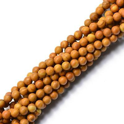 """Wholesale Lot Natural Jasper Beads Gemstone Round Spacer Loose Beads 6mm 15"""""""