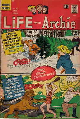 Life with Archie #33 FN Archie - save on shipping - details inside