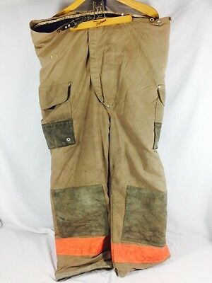 Janesville Firefighter Pants Turnout Bunker Fire Gear Size 44-29