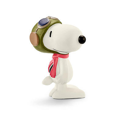 New Schleich Peanuts Snoopy Flying Ace Figurine Model:25505293
