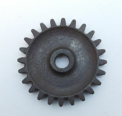 """Vintage / Antique Industrial GEAR For STEAMPUNK Altered Art Project 3 3/16"""""""
