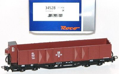 Roco H0e 34528 open Narrow gauge freight cars the DR - NEU + orig. packaging