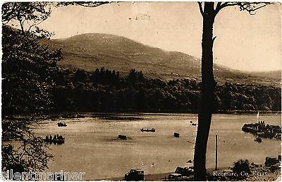 Kenmare, Co. Kerry, old sepia postcard, unposted