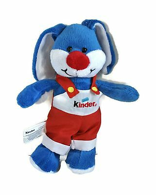 NEW Kinder Surprise 2016 Easter Bunny Plush Toy Stuffed Animal Collectible