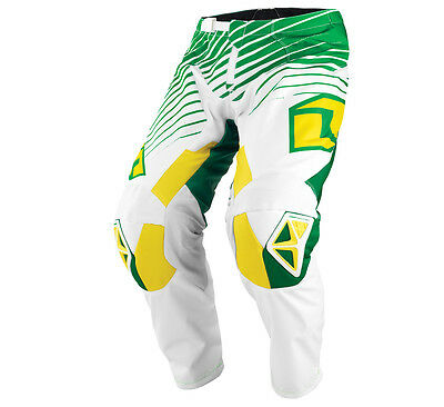 One Industries Atom Lines Pant Mx Motocross Dirt Bike Off Road Size 34