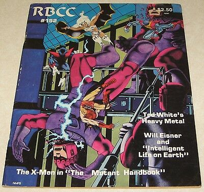 Rbcc - #152 - Rocket's Blast Comic Collector
